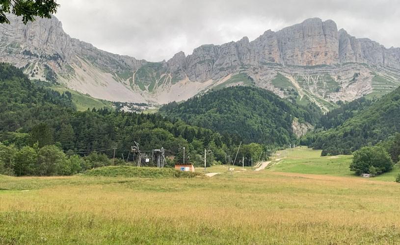 Domaine Skiable Gresse En Vercors