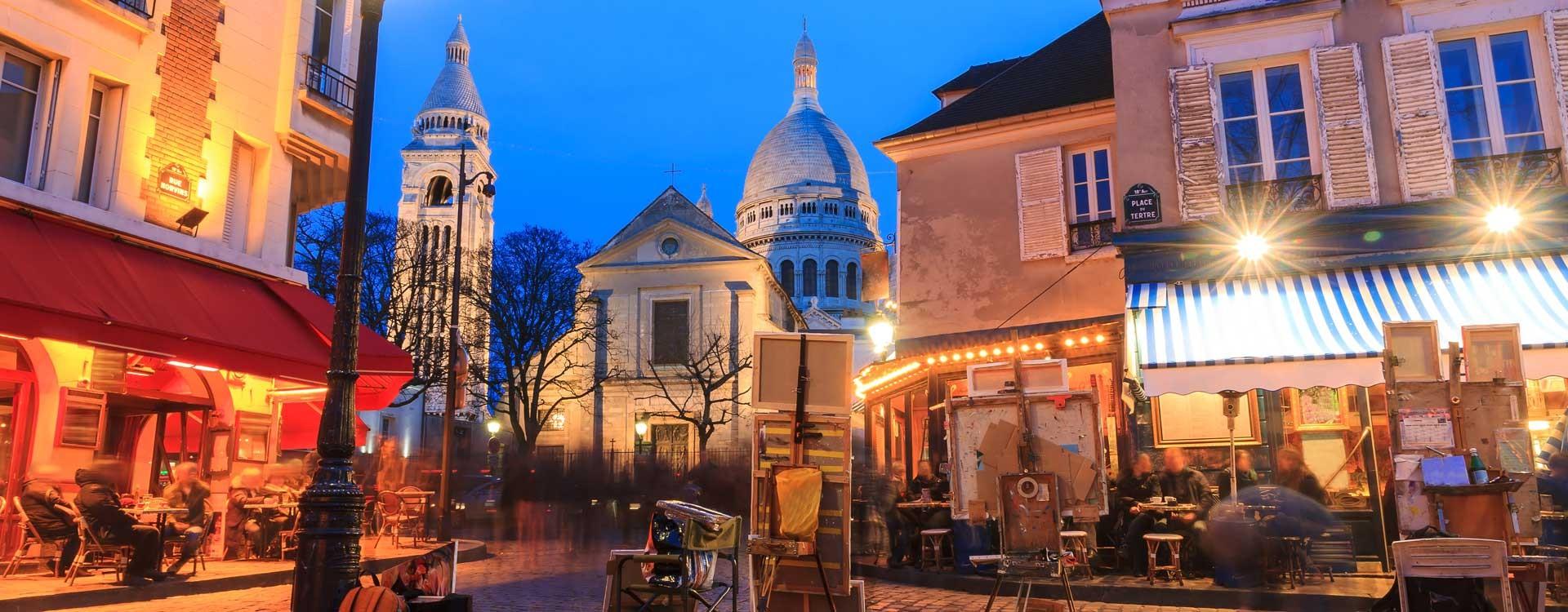 Quartier de Montmartre