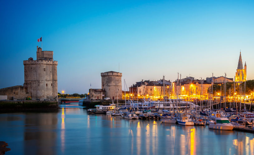 Vieux Port de la Rochelle