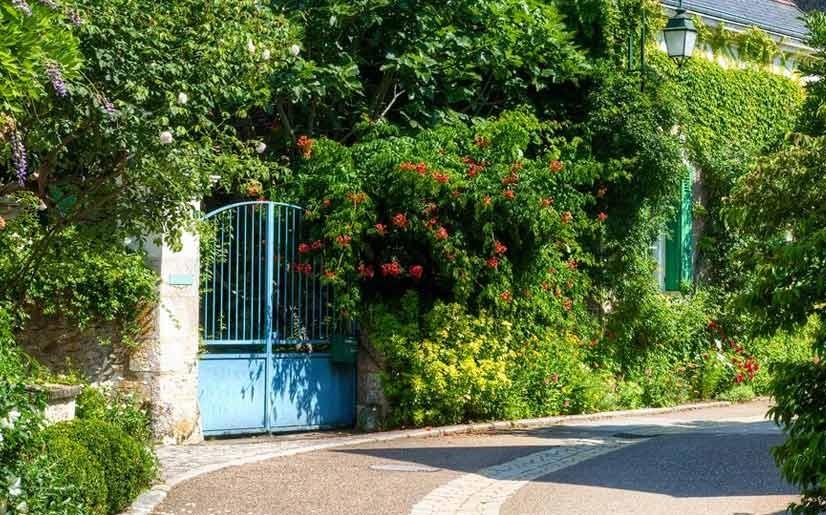 Une  journée aux alentours d'Angers, à la découverte de villages de caractère