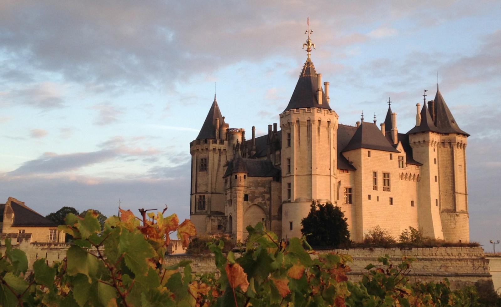 Château de Saumur - Musée des arts décoratifs et du cheval