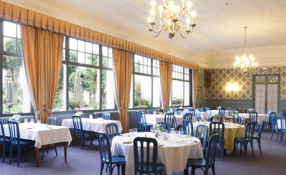Le restaurant du Best Western Grand Hotel De Paris