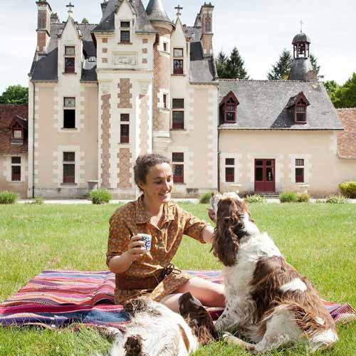 Visite Guidée du château de Troussay